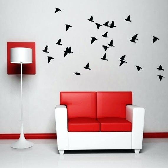 Wall Art ~ Mirror Wall Art Flying Birds Flying Birds Wall Art Nz With Regard To Flying Birds Metal Wall Art (View 19 of 20)