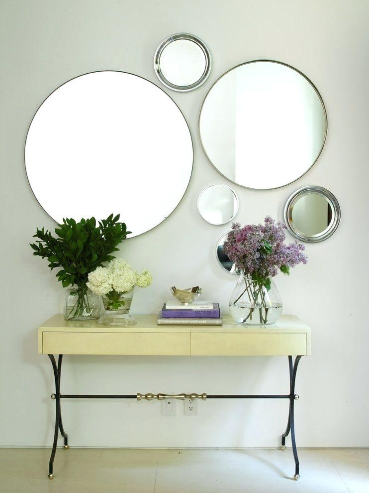 Wall Art ~ Modern Art Deco Wall Mirror Modern Mirror Wall Art Inside Wall Art Mirrors Contemporary (Image 11 of 20)