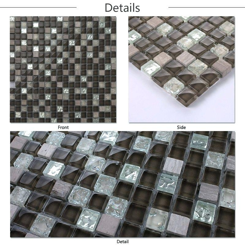 Wall Art ~ Mosaic Tile Wall Murals Mosaic Tile Wall Art 3D Wall For Mosaic Wall Art Kits (View 20 of 20)