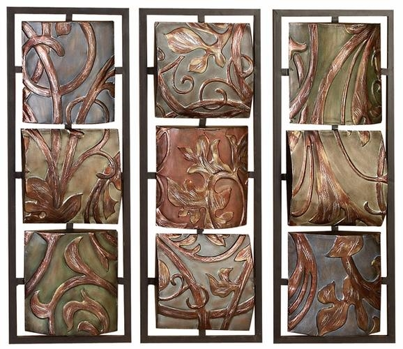 Wall Art Panels | Wall Decor Ideas With Regard To Vineyard Wall Art (Image 17 of 20)
