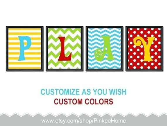 Wall Art ~ Playroom Wall Art Playroom Wall Art Australia Playroom Within Wall Art For Playroom (Image 19 of 20)