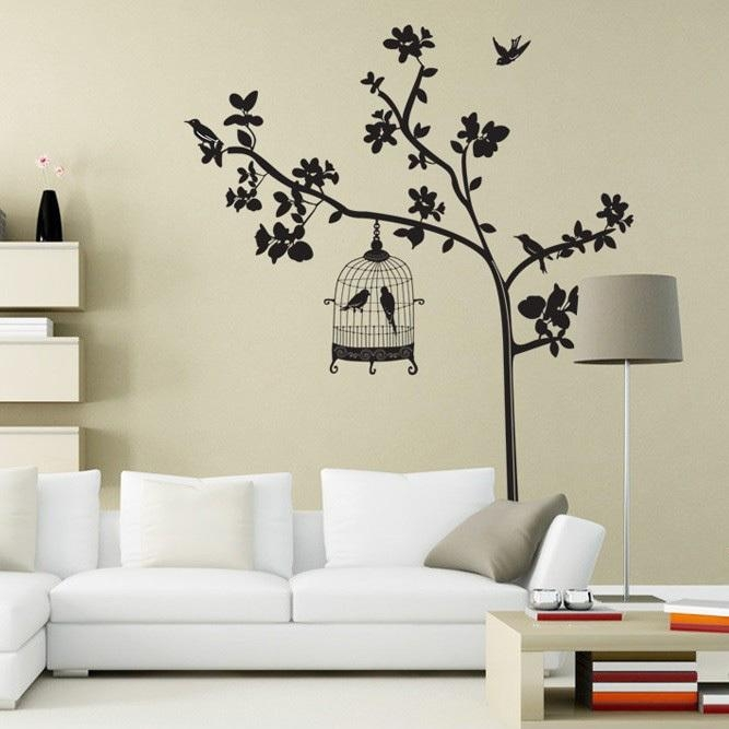Wall Art Stickers Bedroom Wall With Regard To Bedroom Wall Art (Image 19 of 20)