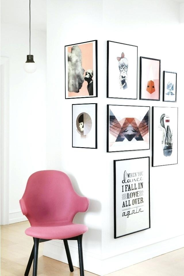 20 Ideas of Mirrored Frame Wall Art | Wall Art Ideas