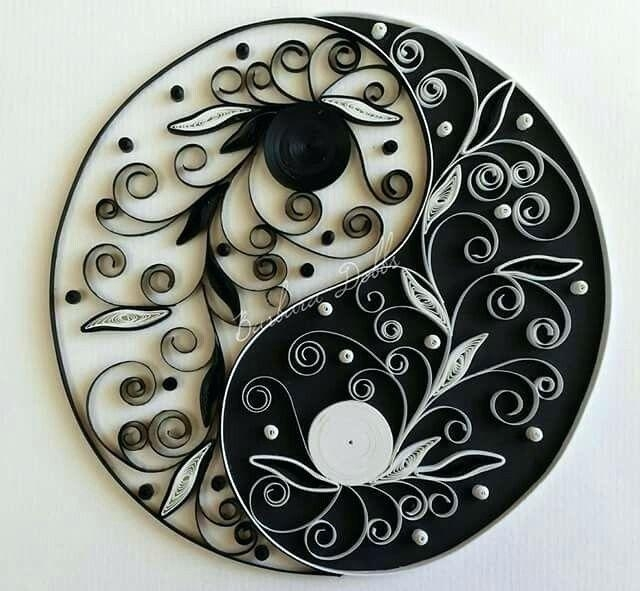 Wall Art ~ Yin Yang Metal Wall Art Find This Pin And More On Yin Intended For Yin Yang Wall Art (View 9 of 20)