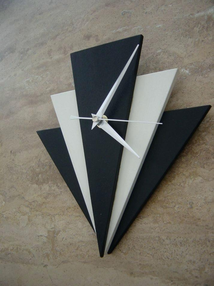Wall Clock ~ Art Deco Wall Clocks Uk Art Deco Architecture Detail In Large Art Deco Wall Clocks (Image 18 of 20)