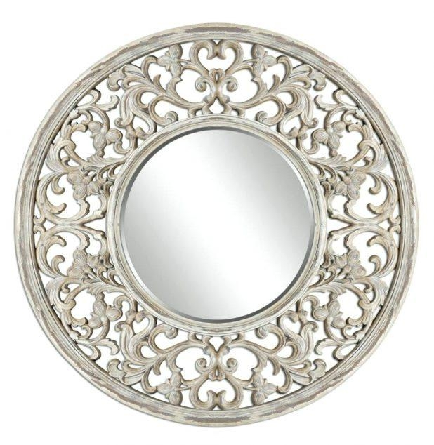 Wall Decor: Circle Wall Mirrors Images. Wall Design (Image 14 of 20)