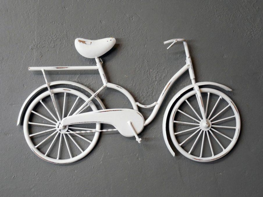 Wall Decor: Metal Bicycle Wall Art Design (View 18 of 20)