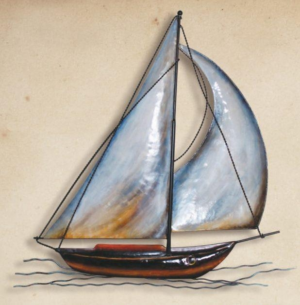 Wall Decor: Sailboat Wall Art Pictures (View 18 of 20)