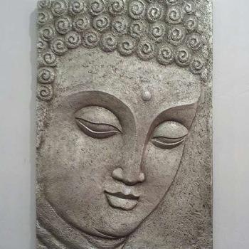 Wall Decorative 3D Head Buddha Face Wall Art – Buy Buddha Face With Regard To 3D Buddha Wall Art (Image 20 of 20)