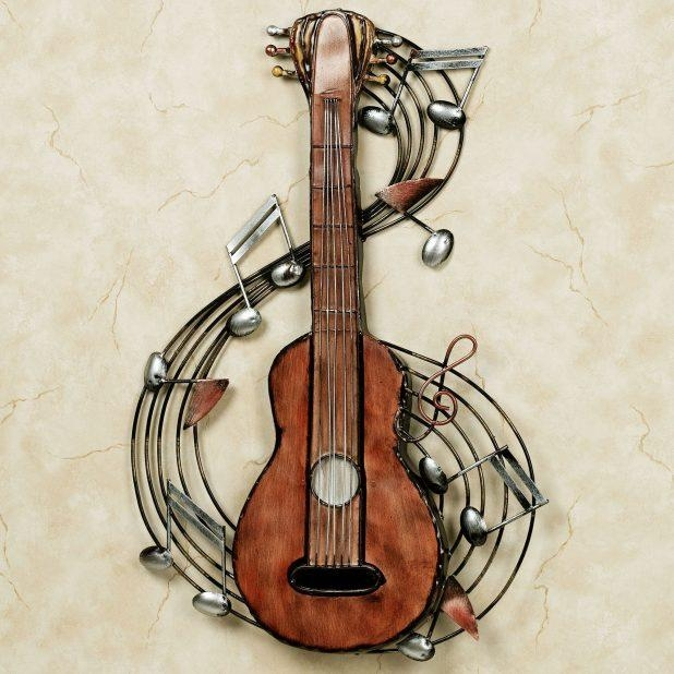 Wall Design: Music Metal Wall Art Design. Design Decor (Image 19 of 20)