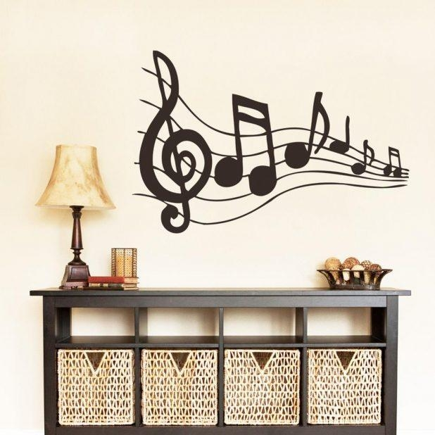 Wall Design: Music Metal Wall Art Design (Image 20 of 20)