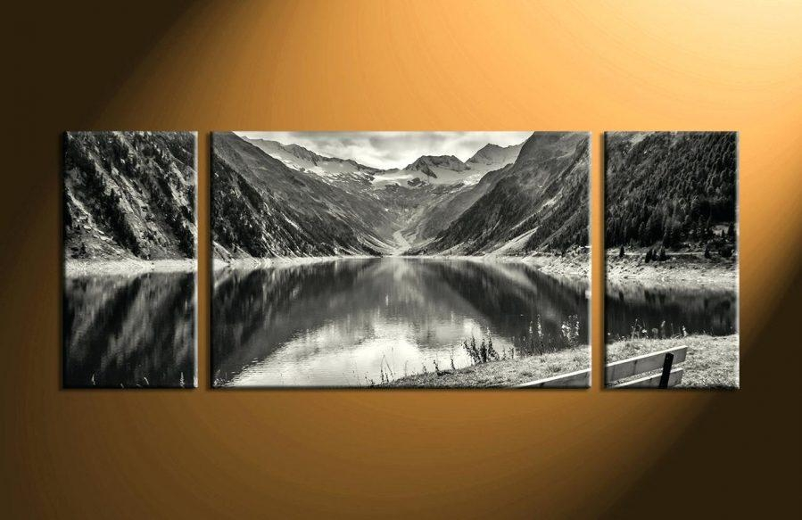 Wall Ideas : 3 Panel Wall Art India See Larger Image 3 Panel Wall Within Three Panel Wall Art (Image 20 of 20)