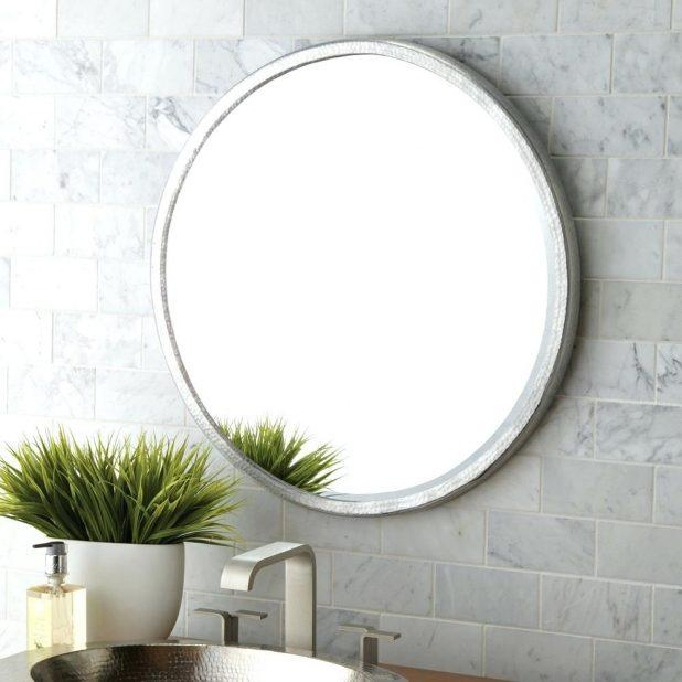 Small Round Mirrors Wall Art Wall Art Ideas