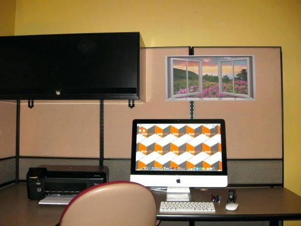 Wall Ideas : Cool Office Wall Art Ideas Office Wall Art Ideas With Regard To Cubicle Wall Art (View 7 of 20)