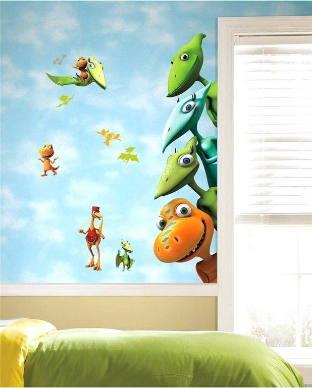 Wall Ideas : Dinosaur Canvas Wall Art Uk View In Gallery Gorgeous With Dinosaur Canvas Wall Art (View 18 of 20)