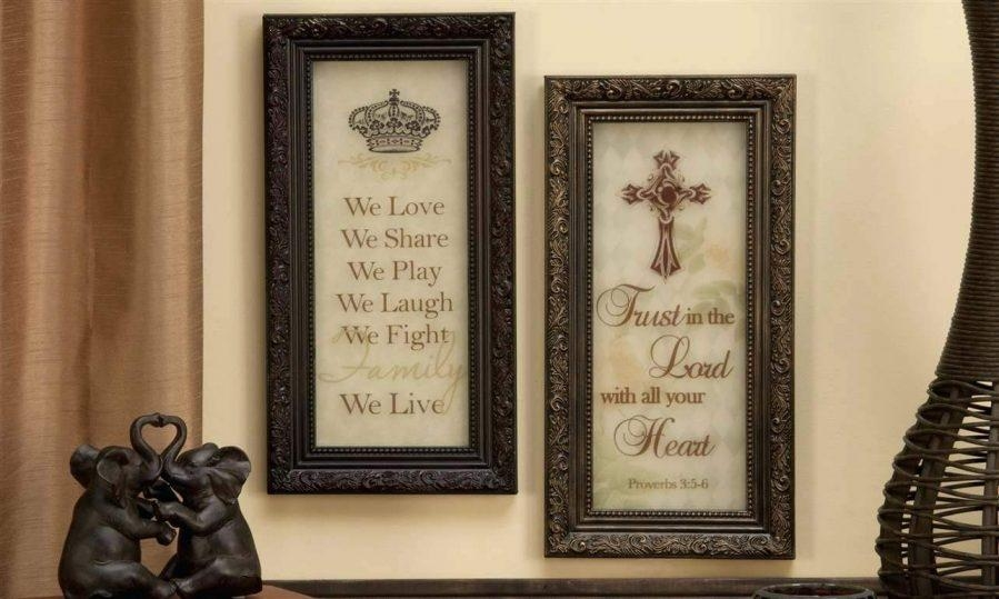 Featured Image of Inspirational Wall Plaques