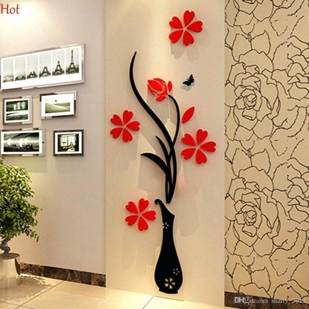 Wall Ideas : Large Painting On Canvas Plum Wall Art Stickers Large Within Plum Coloured Wall Art (Image 20 of 20)