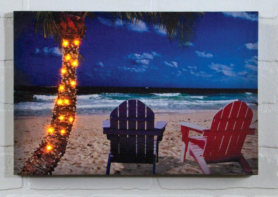 Wall Ideas : Lighted Led Canvas Wall Art Lighted Canvas Prints Regarding Country Canvas Wall Art (Image 20 of 20)