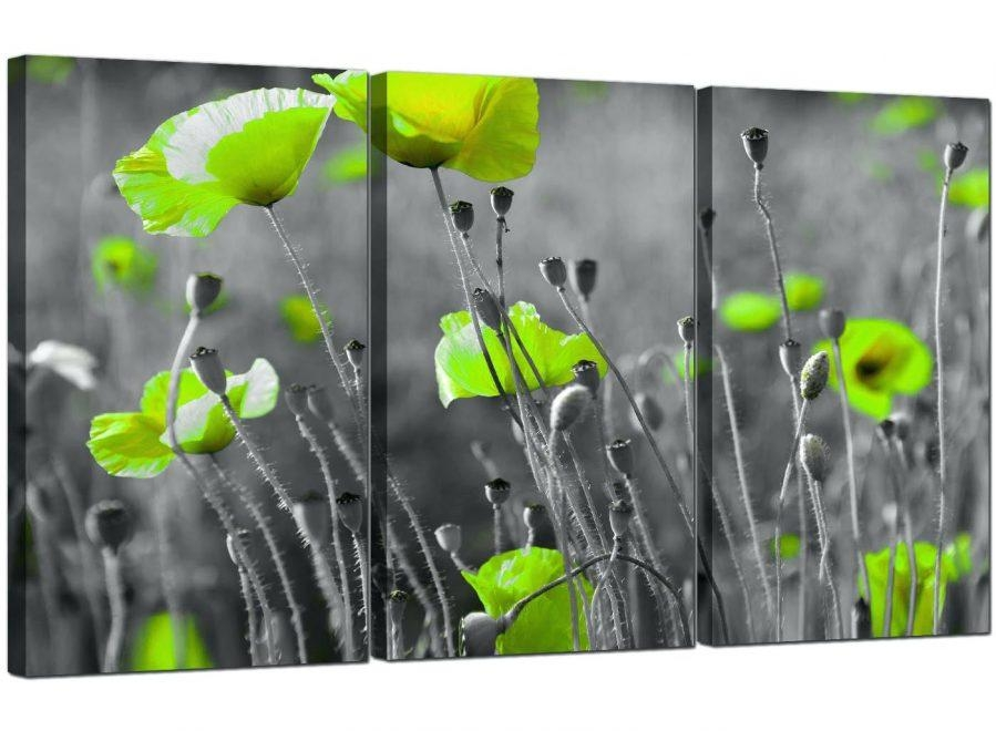 Wall Ideas : Lime Green Wall Art Canvas Lime Green Wall Art Photo Intended For Green Canvas Wall Art (Image 20 of 20)