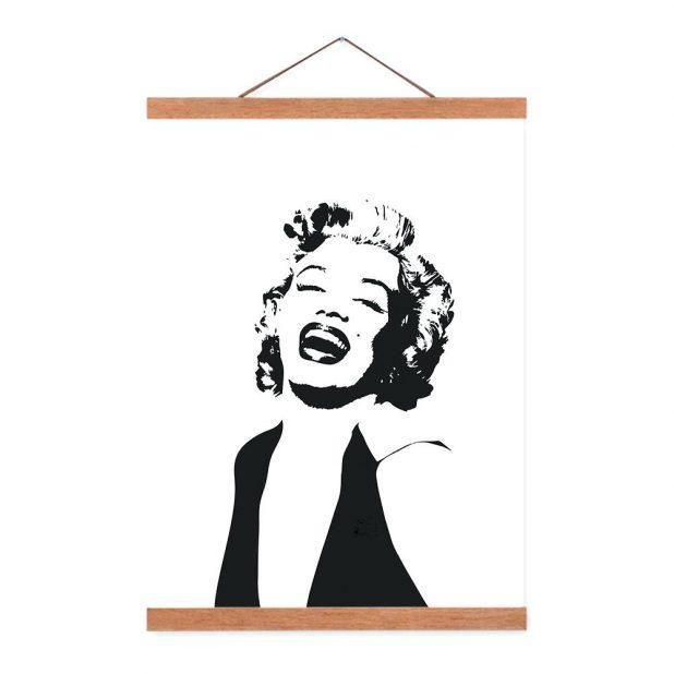 Wall Ideas : Marilyn Monroe Wall Art Marilyn Monroe Wall Art Intended For Walmart Framed Art (View 19 of 20)