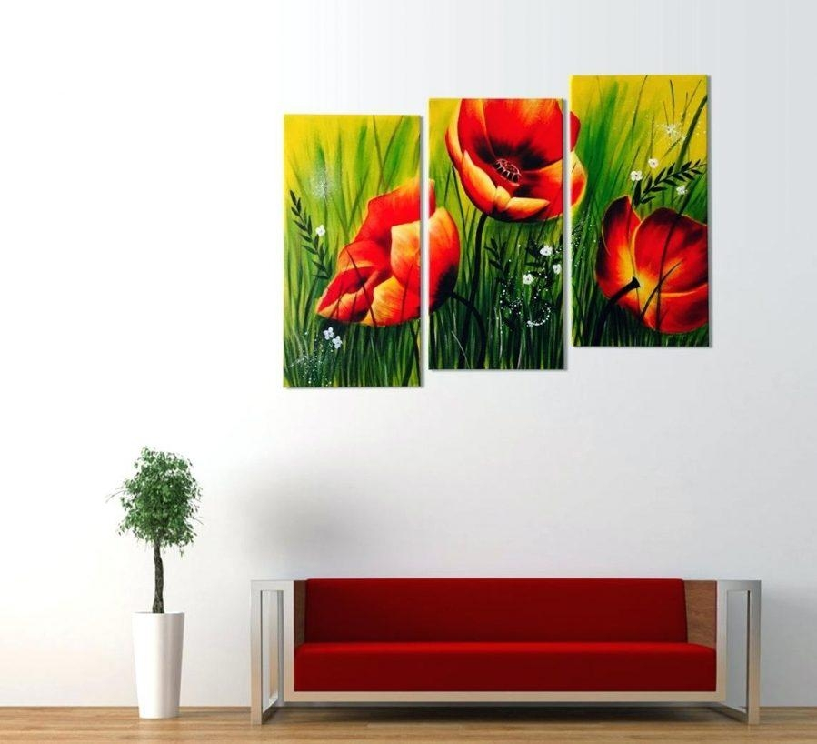 Wall Ideas : Multi Panel Canvas Art Toronto Multiple Canvas Wall With Multi Canvas Wall Art (Image 20 of 20)