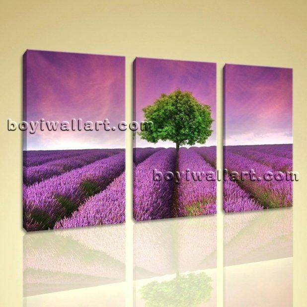 Wall Ideas : Purple Wall Decor Living Room Purple And Green Wall Regarding Purple Wall Art Canvas (Image 20 of 20)