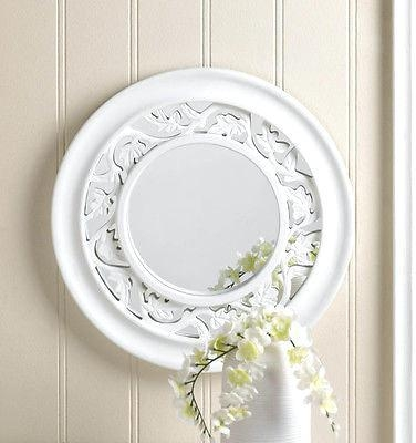 Wall Mirror ~ Top 3 Round Decorative Mirrors Convex Round Mirror Inside Small Round Mirrors Wall Art (Image 20 of 20)