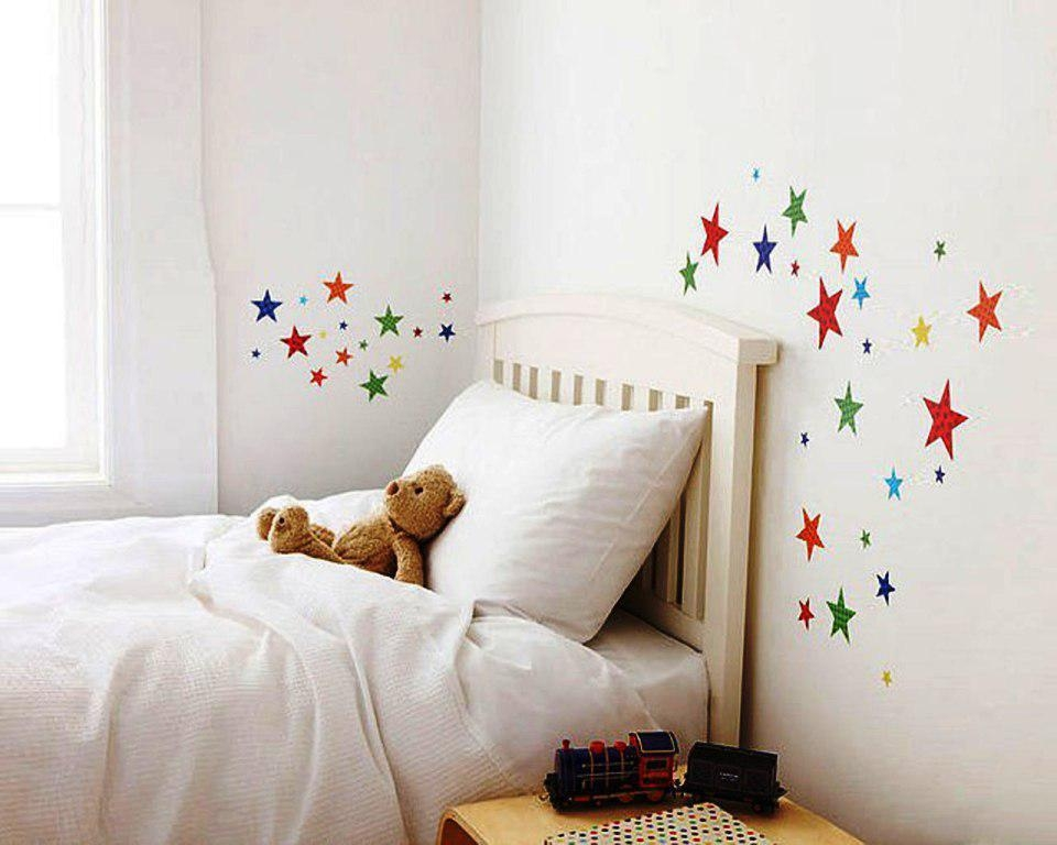 Wall Stickers For Bedrooms Walmart — Optimizing Home Decor With Regard To Walmart Wall Stickers (Image 17 of 20)