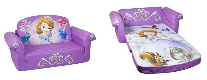 Walmart: Disney Sofia The First 2 In 1 Flip Open Sofa $ (Image 19 of 20)