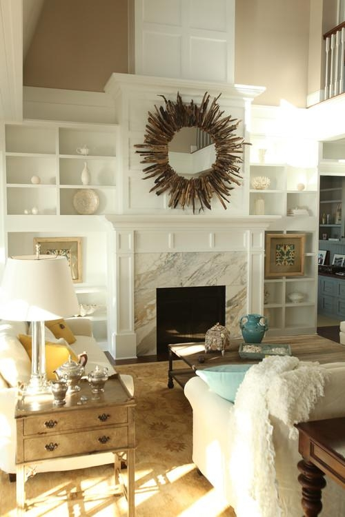 Featured Image of Fireplace Wall Art