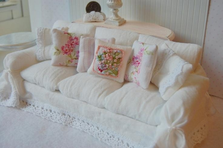 White Couch Covers (View 8 of 20)