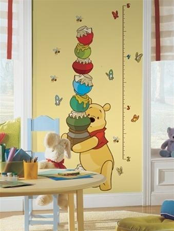 Winnie The Pooh Wall Decals For Kids Rooms – Peel And Stick Winnie Pertaining To Winnie The Pooh Wall Art (View 8 of 20)