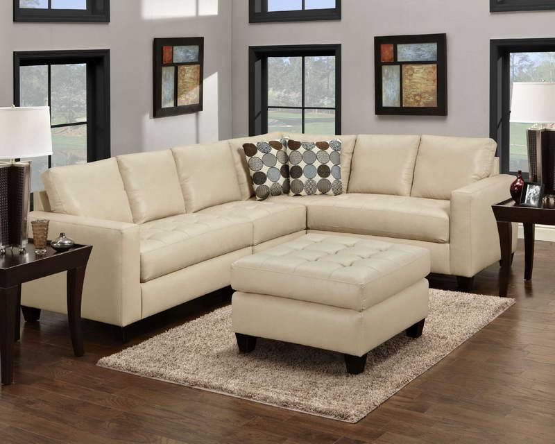 Wonderful Sectional Sofas For Small Spaces With Living Room Small Within Small Scale Leather Sectional Sofas (Image 20 of 20)