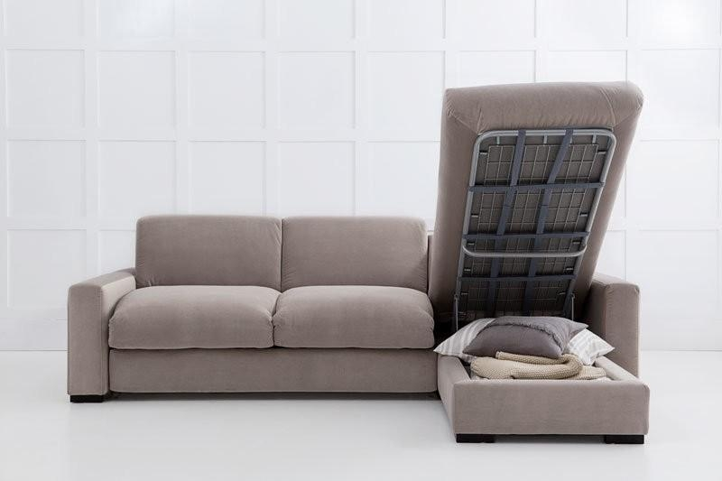 Wonderful Sofa Bed With Storage Ultra A Throughout Design Inspiration For Chaise Sofa Beds With Storage (Photo 4 of 20)
