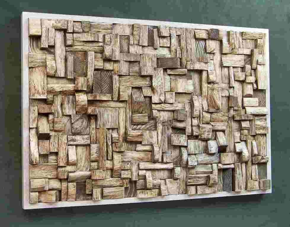 Wood Wall Art – Contemporary Wood Wall Art – Youtube With Wood Panel Wall Art (Image 18 of 20)