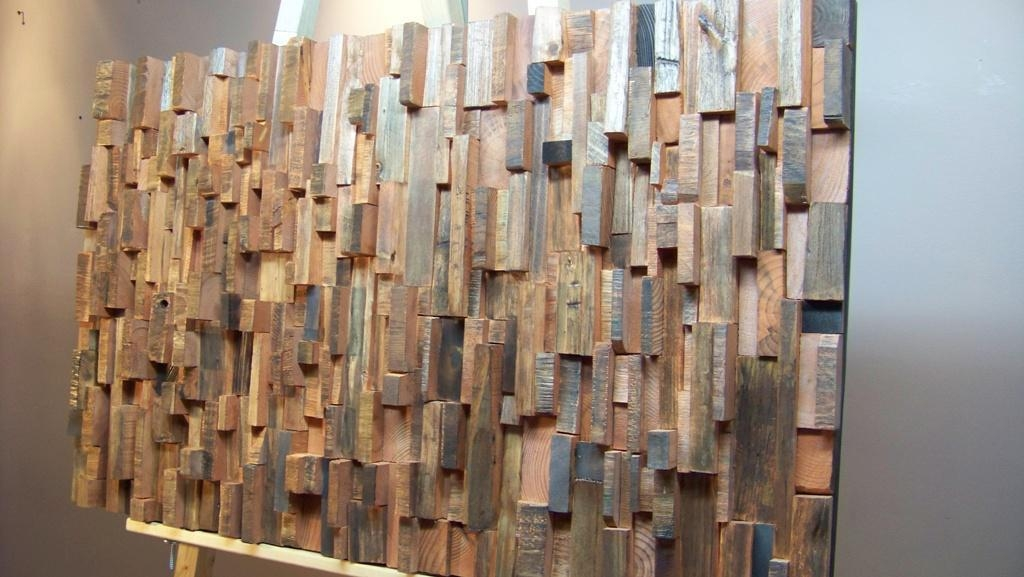 Wood Wall Art Panels 1 Best House Design : Decorative Wood Wall With Wood Wall Art Panels (Image 19 of 20)