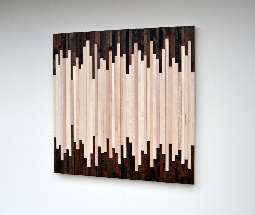 Wood Wall Art Wood Art Sculpture Reclaimed Wood Art Wall Intended For Wood Wall Art (View 14 of 20)