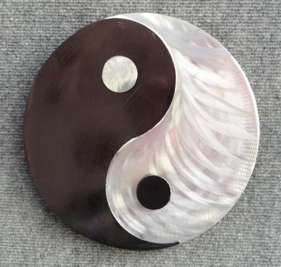 Yin Yang Metal Wall Art | With Regard To Yin Yang Wall Art (View 5 of 20)