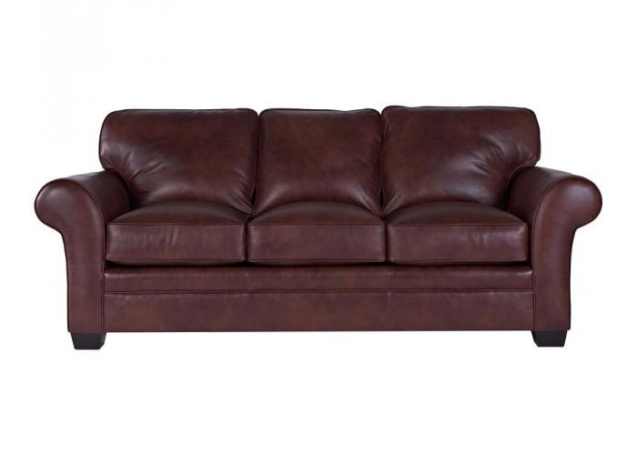 Zachary Leather Sofa & Set With Broyhill Reclining Sofas (Photo 4 of 20)