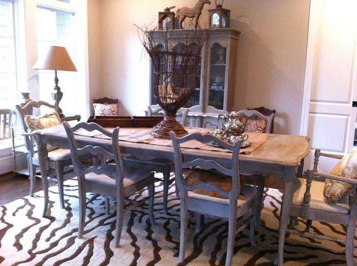 10 Best Paris Gray Dr Table Images On Pinterest | Kitchen Tables Within Best And Newest Paris Dining Tables (View 2 of 20)