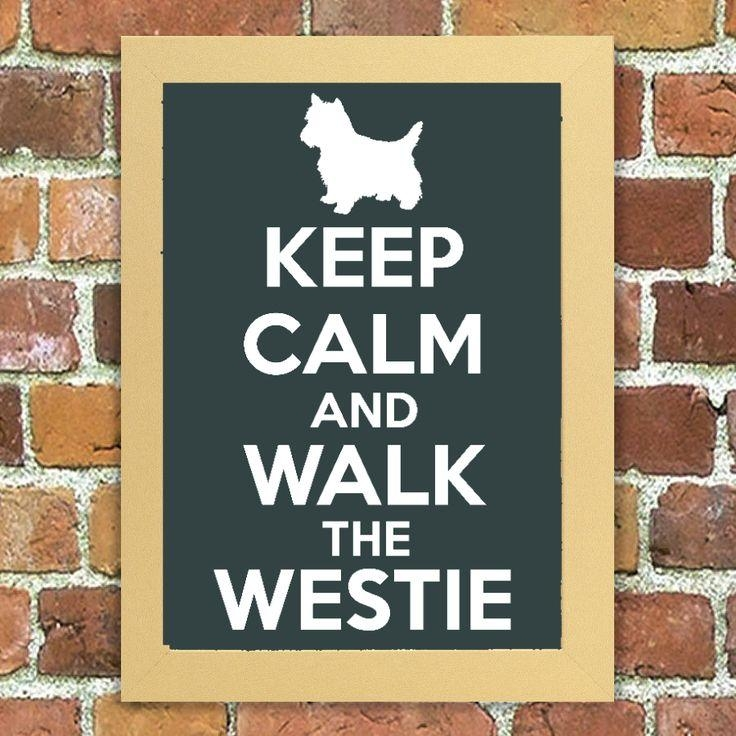 10 Best Westie Art Images On Pinterest | Art Posters, Wall Art And Inside Westie Wall Art (Image 2 of 20)