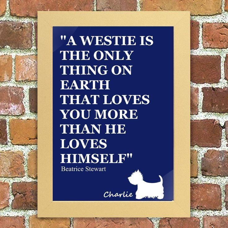 10 Best Westie Art Images On Pinterest | Art Posters, Wall Art And Pertaining To Westie Wall Art (Image 3 of 20)