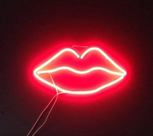 10 Cool Neon Art Lights That Will Transform Your Wall Into A Sign For Neon Light Wall Art (View 13 of 20)
