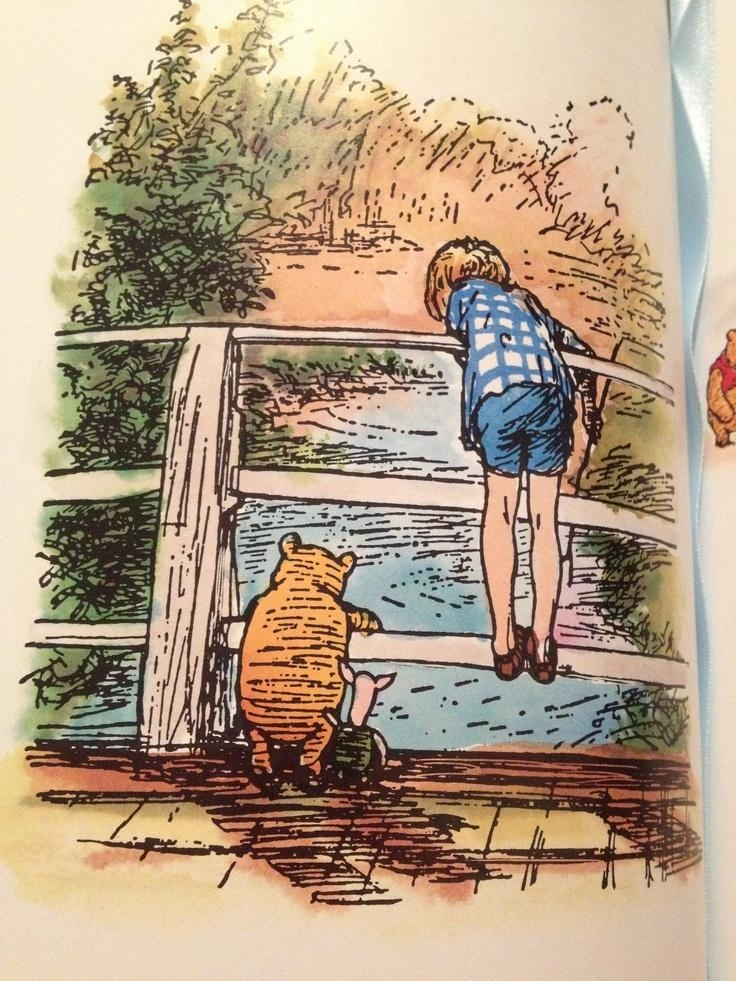 102 Best Winnie The Pooh Images On Pinterest | Pooh Bear, Favorite Pertaining To Classic Pooh Art (Image 1 of 20)