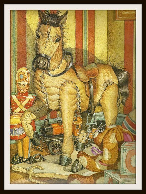 104 Best Velveteen Rabbit Images On Pinterest | Theater, Cardboard Regarding Velveteen Rabbit Wall Art (View 19 of 20)