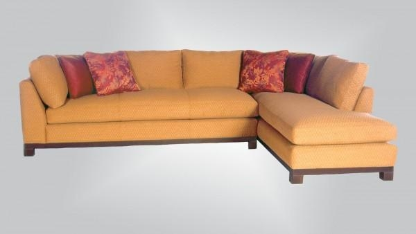 1040 – Sectional – Burton James Throughout Burton James Sectional Sofas (Image 1 of 20)