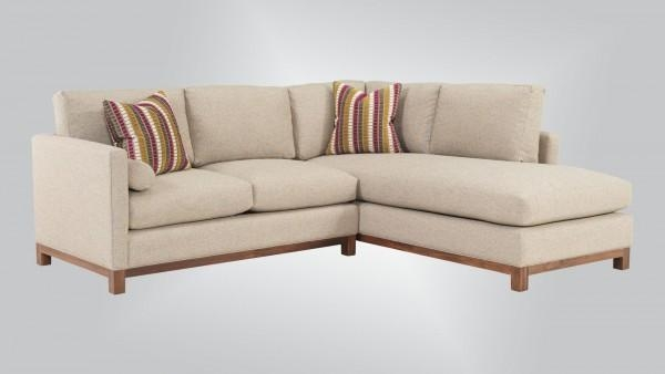 1045 – Sectional – Burton James Intended For Burton James Sectional Sofas (Image 2 of 20)