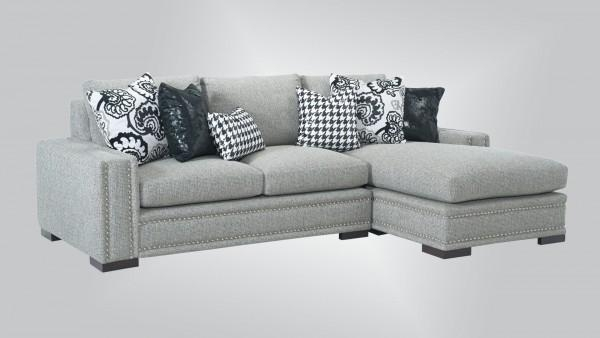 1048 – Sectional – Burton James Intended For Burton James Sectional Sofas (Image 3 of 20)