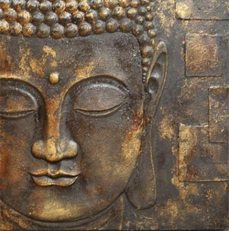 105 Best Buddha Images On Pinterest | Buddha, Customer Service And Pertaining To Buddha Outdoor Wall Art (Photo 16 of 20)