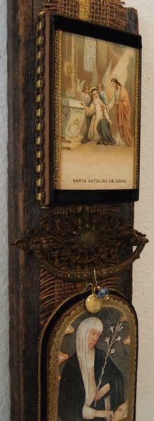 107 Best Rustic Religious Decor Images On Pinterest | Rustic Walls Within Italian Plaques Wall Art (Image 1 of 20)